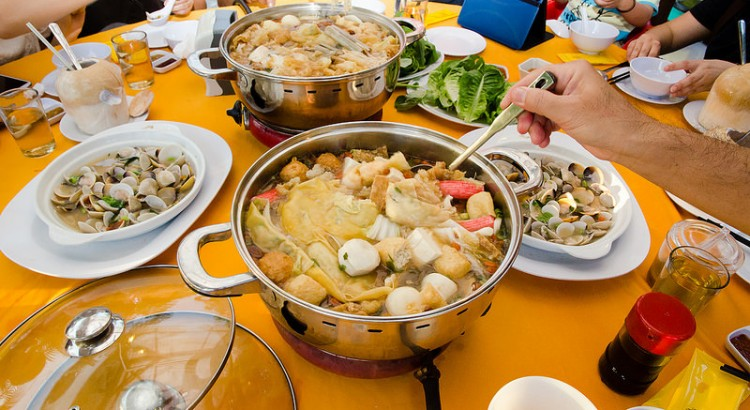 Damansara Village Steamboat