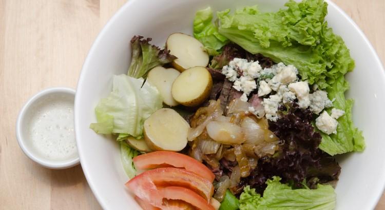 Chai Bar Salad