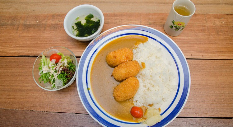 Shokudo Japanese Curry Rice at Taman Paramount Seapark PJ