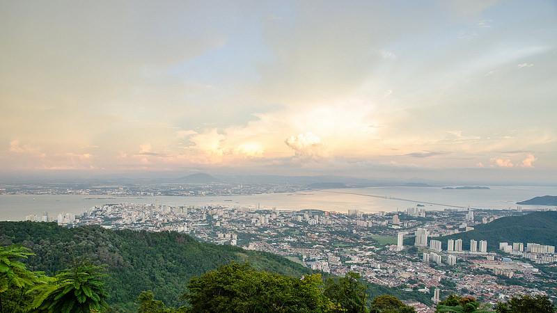 Not Long After I Took This Photo Air >> Penang Hill / Bukit Bendera visit during Penang Trip - Huislaw.com