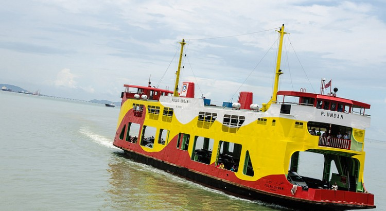 Penang Ferry Experience