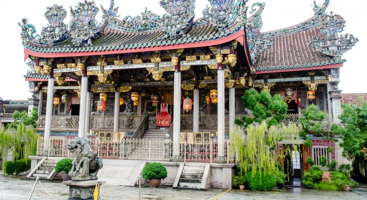 Leong San Tong Khoo Kongsi Temple