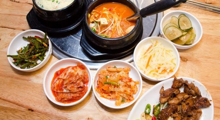 Sae Ma Eul Korean BBQ at Jaya One