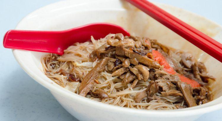 Duck Noodle at Kedai Kopi & Makanan Soon Yen
