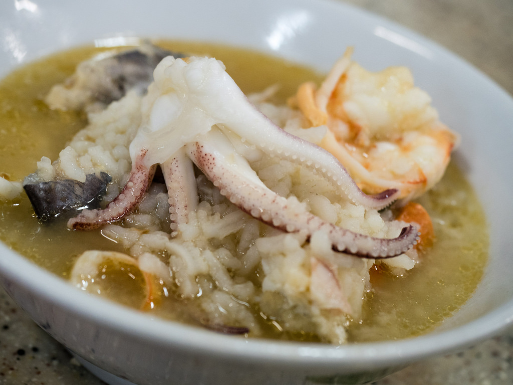 Taiping seafood porridge restaurant at puchong for Alissara thai cuisine puchong