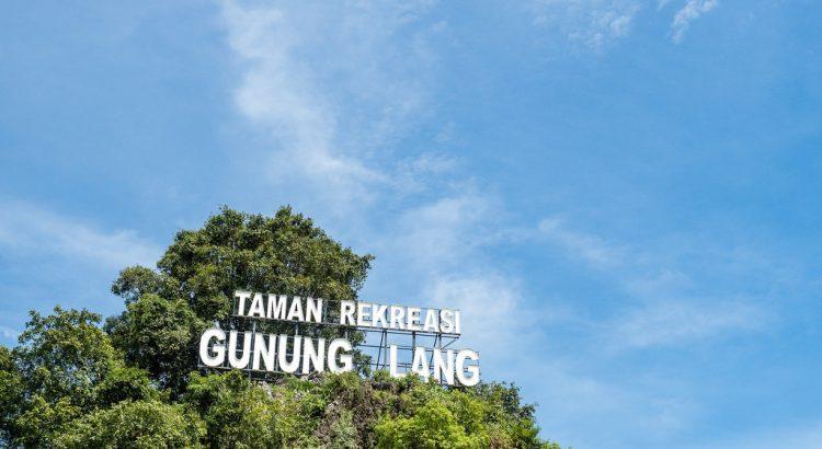 Gunung Lang Recretional Park at Ipoh, Perak
